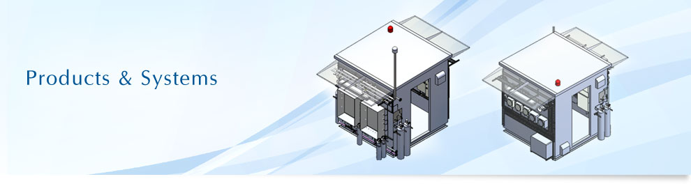 Integration Of Asia Automation Systems Of Instruments